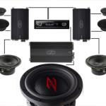 Типовые схемы аудиосистем в авто: трёхполоска (трёхполосная аудиосистема)