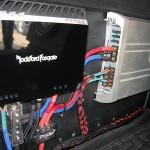 Автолинч: разбор аудиосистемы в  автомобиле Нива 21214