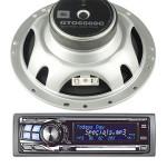 Автолинч: разбор аудиосистемы в Toyota Ractis