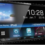 Обзор и прослушивание 2 DIN головного устройства  Kenwood DMX6018BT