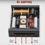 Поканальное усиление (биампинг, bi amping), часть #1