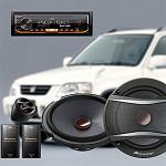 Автолинч: разбор аудиосистемы в Honda CR-V