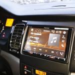 Обзор монобрендовой  аудиосистемы Pioneer  в автомобиле Ssang Yong