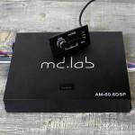 Обзор процессорного усилителя MD.Lab AM-60.6 DSP