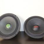 Обзор и сравнение акустики DD Audio VO MN8 с SQ MR8